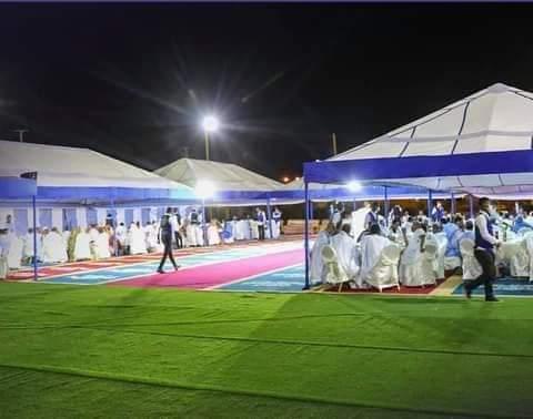 صورة من فاتورة حفل عشاء الوزير الأول الذي أقام على شرف النواب