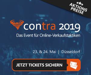 Contra 2019 Tickets sichern