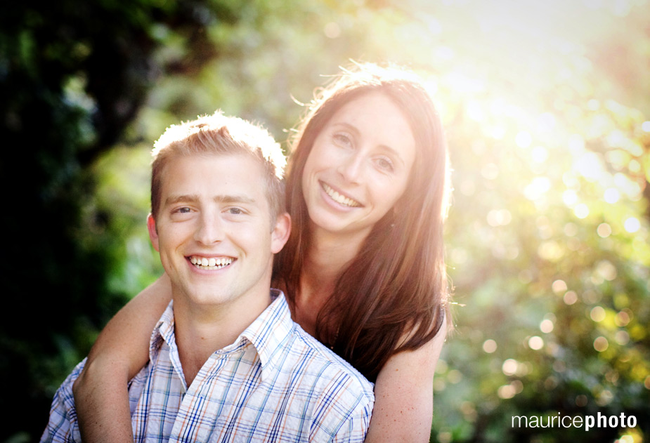 Engagement Pictures at the Arboretum Seattle