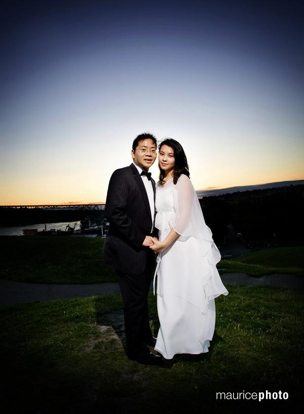 Wedding Pictures at Gasworks Park