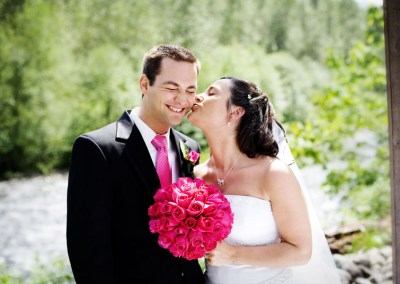 Wallace Falls Lodge Wedding pictures
