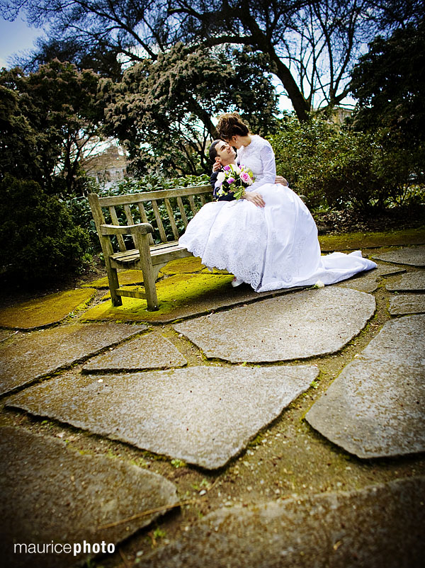 Wedding Pictures at Parsons Garden by Maurice Photo