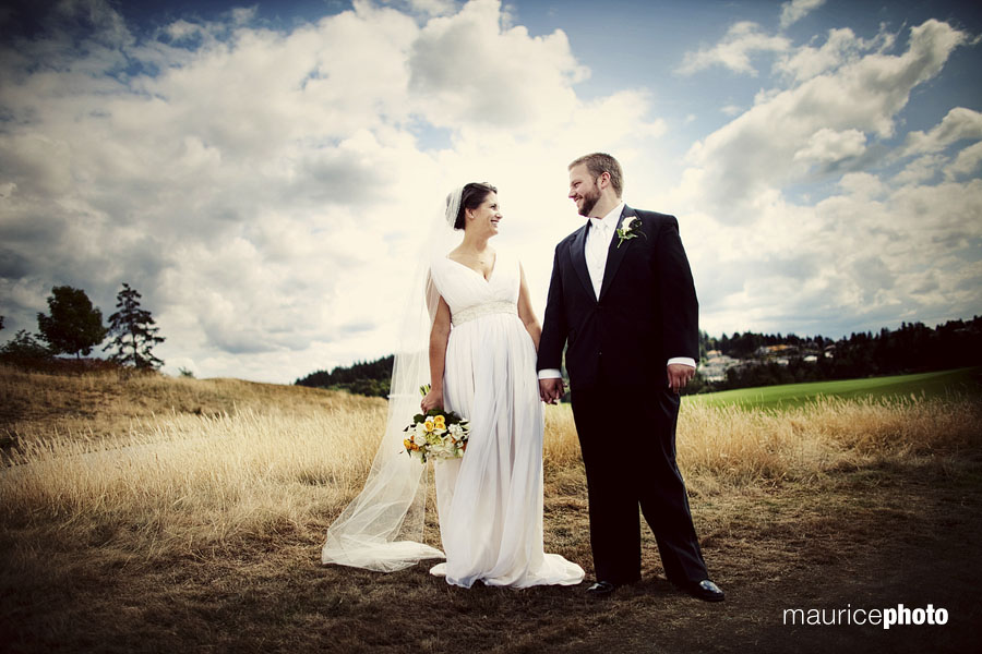 Wedding Photography at the Golf Club at Newcastle