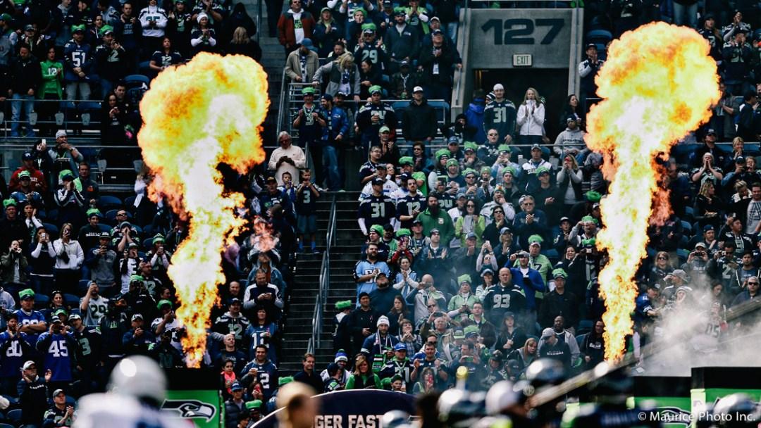 Seattle Seahawks vs Tennessee Titans;