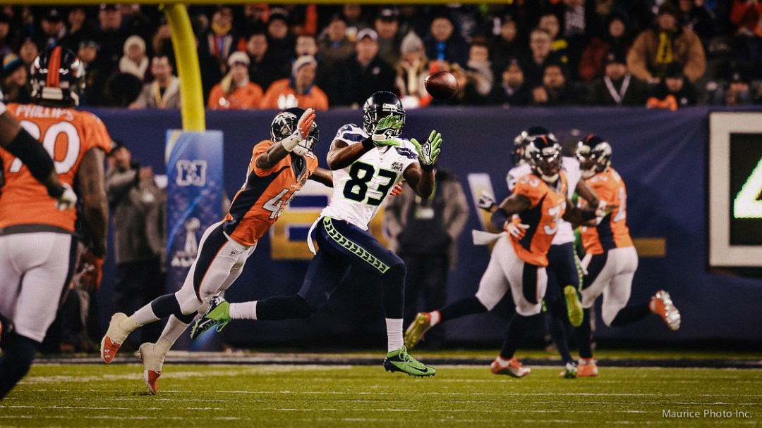 Seahawks vs Broncos in Superbowl