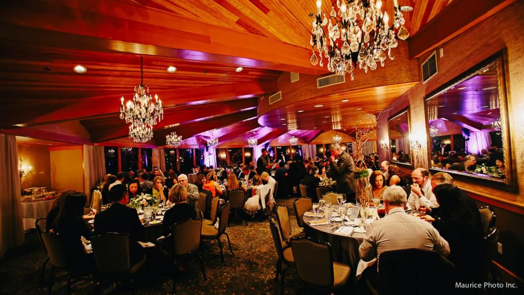 Photos of the Edgewater Hotel ballroom