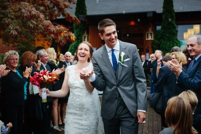 University of Washington Wedding Photos