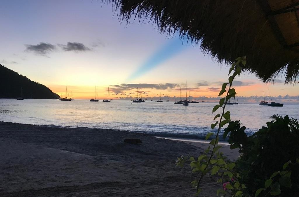 Sainte Lucie, belle destination des Antilles