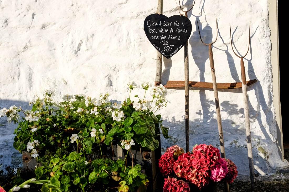 Hafod Farm Wedding - We're all family