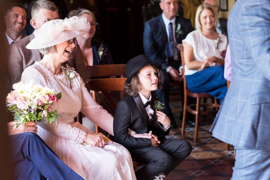 Trevor Hall Wedding North Wales