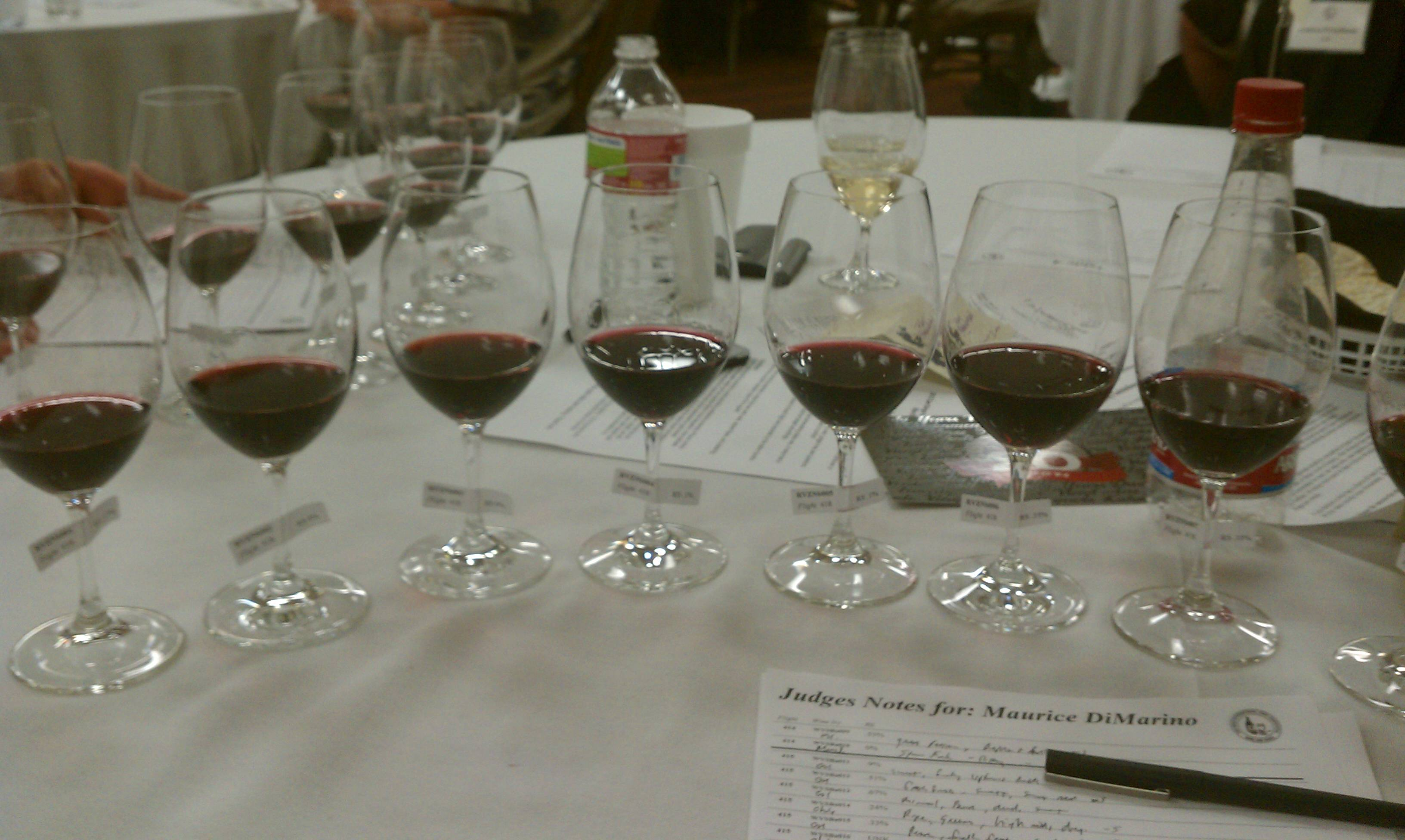 winemaker international amateur wine competition