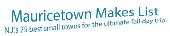 Mauricetown 25 best towns in NJ
