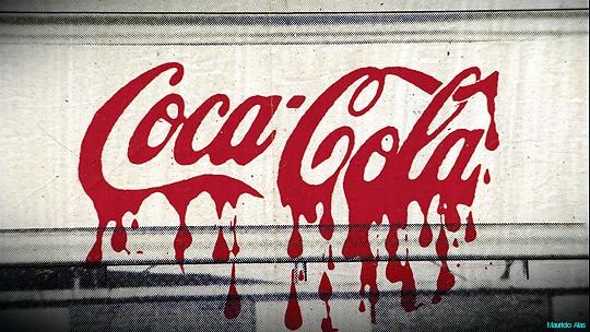 Coca Cola Film Bloody