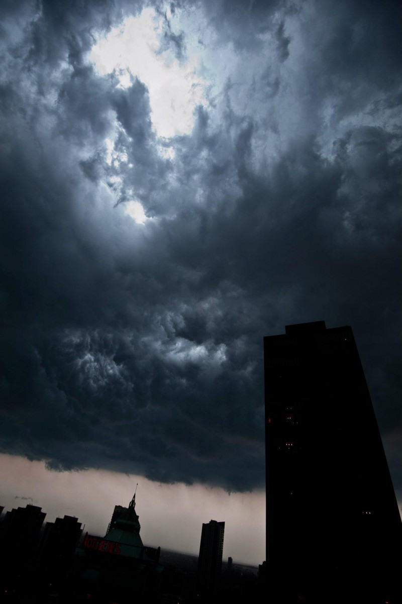 Storm Is A Coming III
