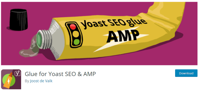 glue for yoast seo amp