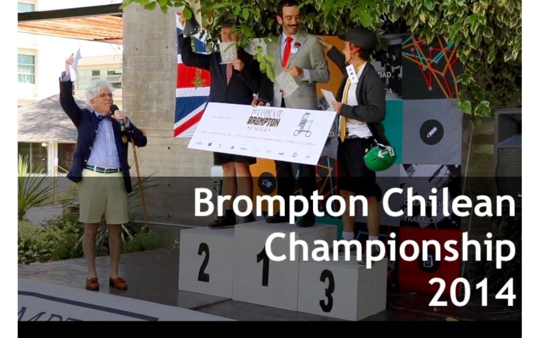 Campeonato Chileno de Brompton 2014