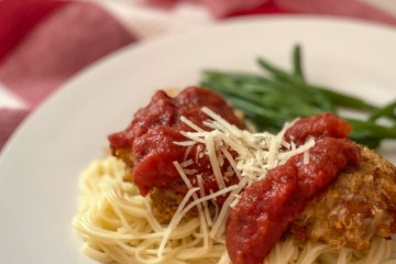 Veal Parmesan Recipe