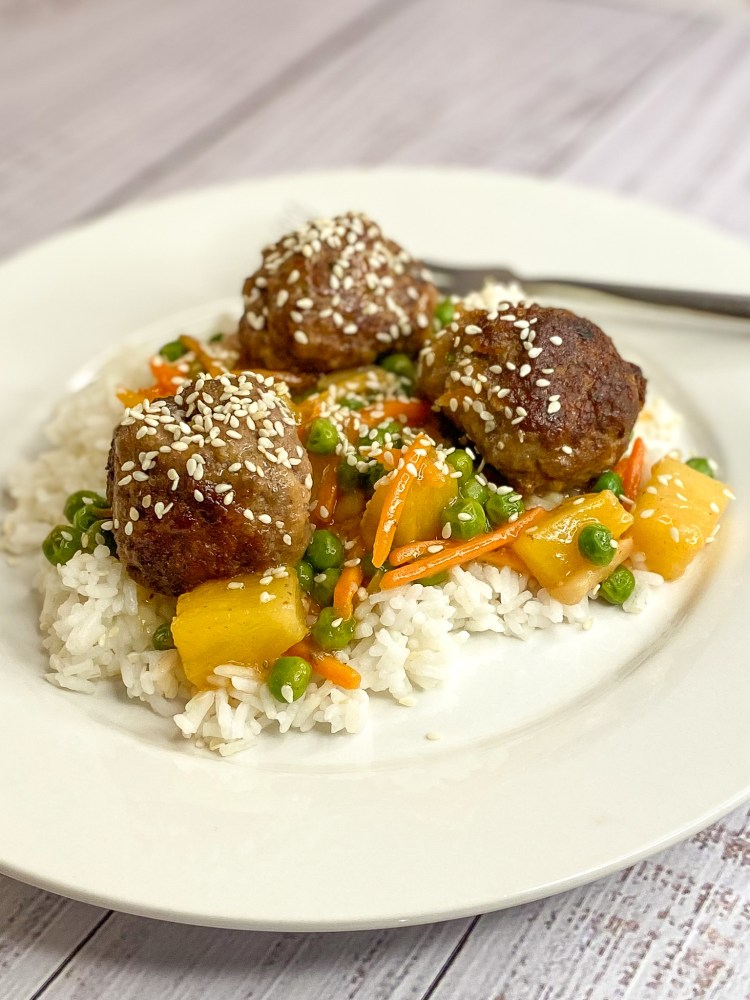 Sweet and Sour Meatball Recipe