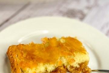 Gooey Pecan Butter Cake Recipe