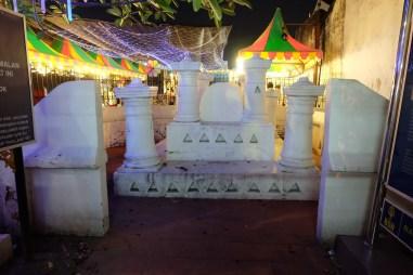 Makam Hang Kasturi on Jonker Walk