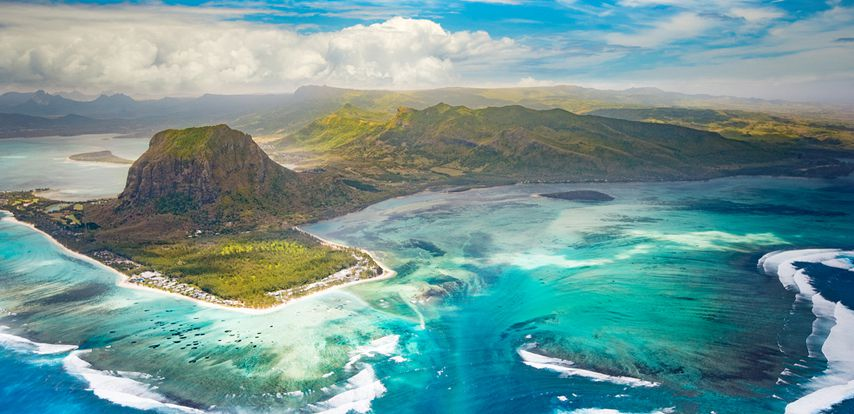 Le Morne Brabant Mauritius  Guide to a UNESCO World