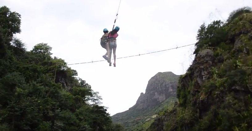 Canyon Swing Casela