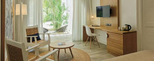 Canonnier Standard Garden Hotel Room