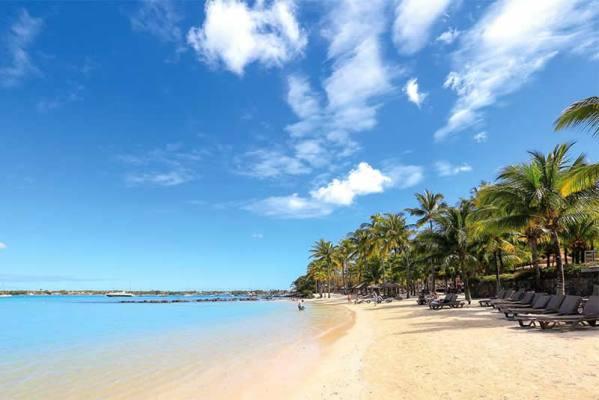 Mauricia beach