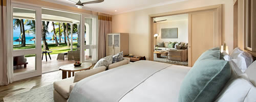 Le Saint Geran Beach Front Suite