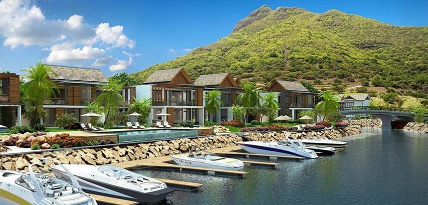 West Coast Marina La Balise Black River Mauritius