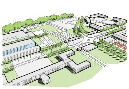 Science Campus Masterplan