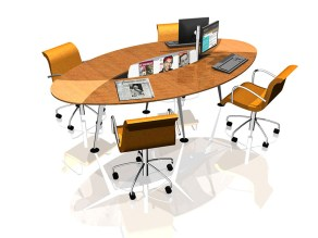 ABN AMRO furniture