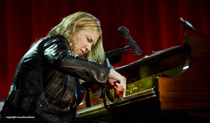 Diana Krall  live op Gent Jazz 2013