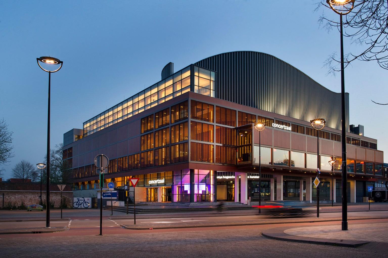 Tilburg city theatre