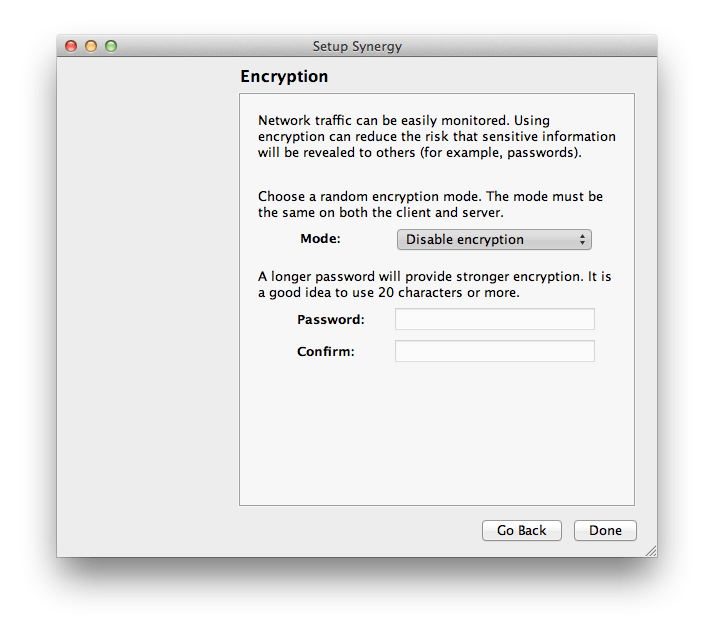 synergy encryption