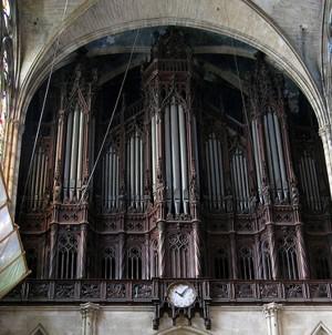 Organo di Saint Denis