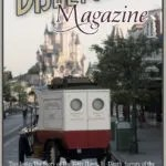 magazine, Disneyland Resort Paris, rivista