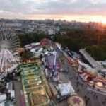 Fiera del Trono a Parigi: il luna park più grande di Francia