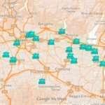 La mappa dei parchi acquatici in Lombardia. Un elenco di parchi divertimento per l'Estate