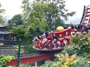 liseberg svezia goteborg parco divertimento