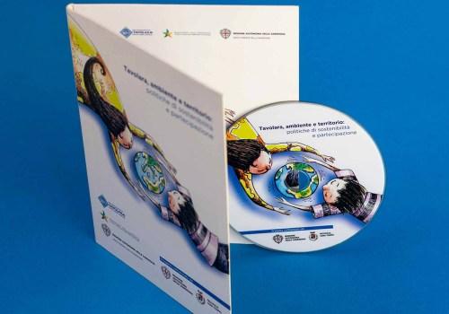 Tavolara, Ambiente E Territorio - Dvd Packaging