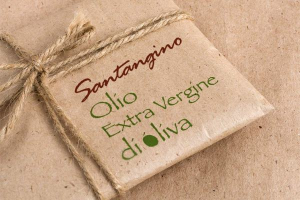 Santangino - Logotipo