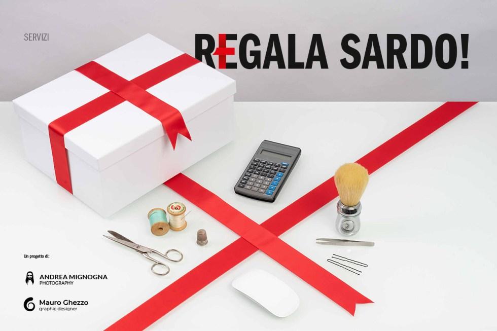 Regala sardo - Servizi