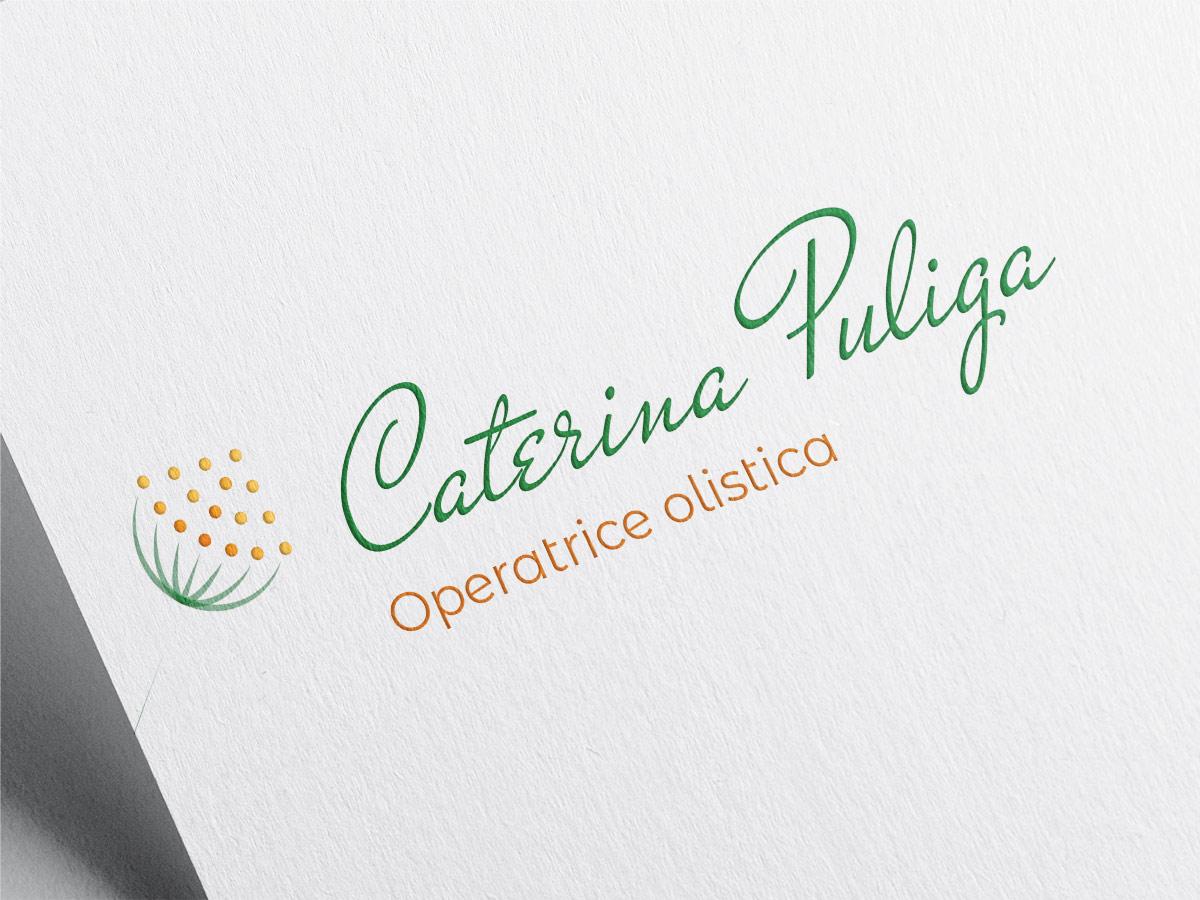 Caterina Puliga - Logo