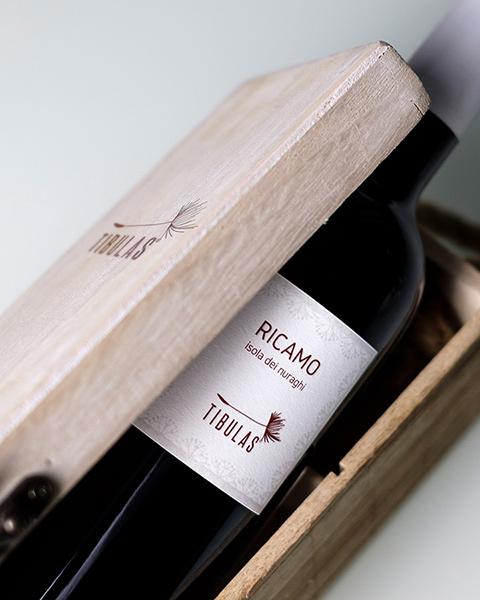 Ricamo by Tibulas - Packaging (mobile)