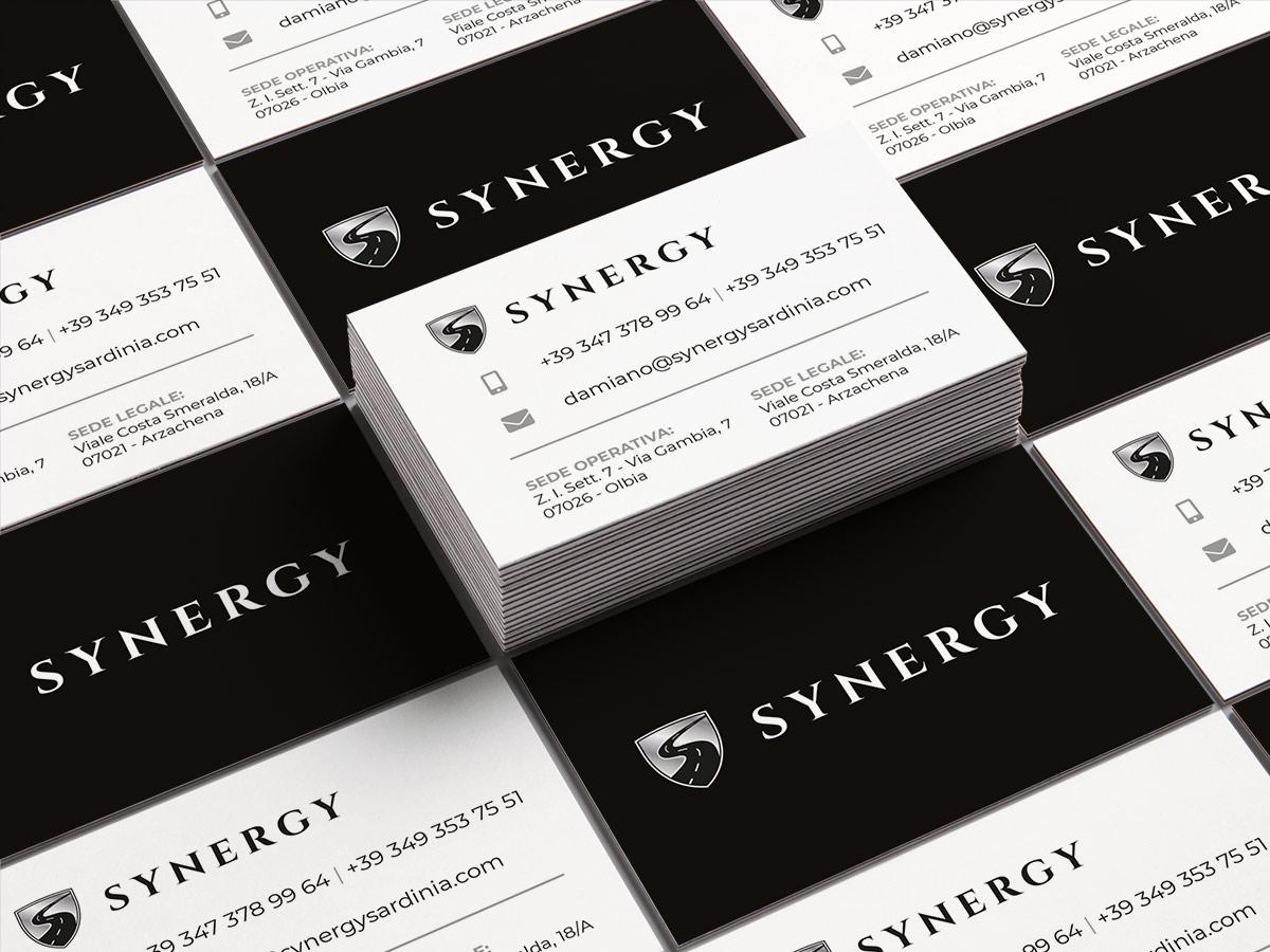 Synergy - Biglietto da visita