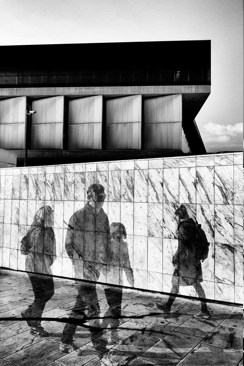 Fantasmi Metropolitani | Fotografia d'Autore | Stampa Fine Art |