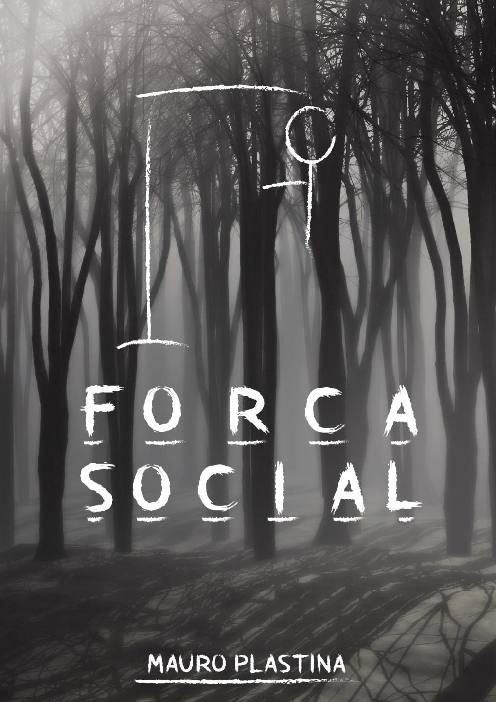 Capa de Livro: Forca Social: Conto