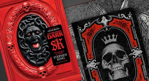 Antologia Dark homenageia obra de Stephen King