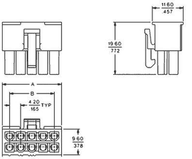 4 Pin Molex Plug 4 Pin CPU Power Connector Wiring Diagram
